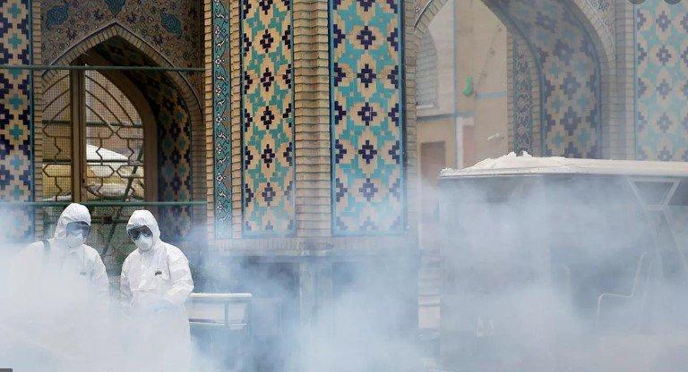 İranda son 24 saat ərzində koronavirusdan 117 insan həlak oldu