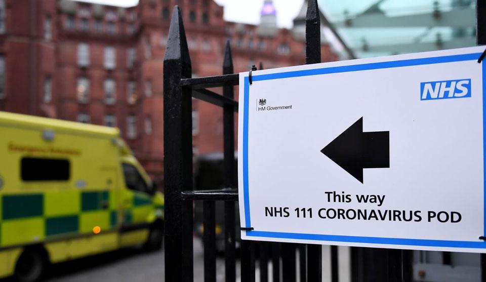 Birləşmiş Krallıqda koronavirus ilə son 24 saat ərzində 180 insan həlak oldu