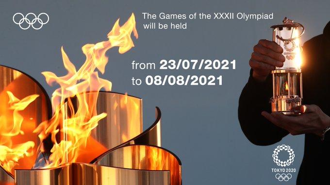ოფიციალურად - ოლიმპიადა 2021 წელს 23 ივლისიდან 8 აგვისტომდე გაიმართება