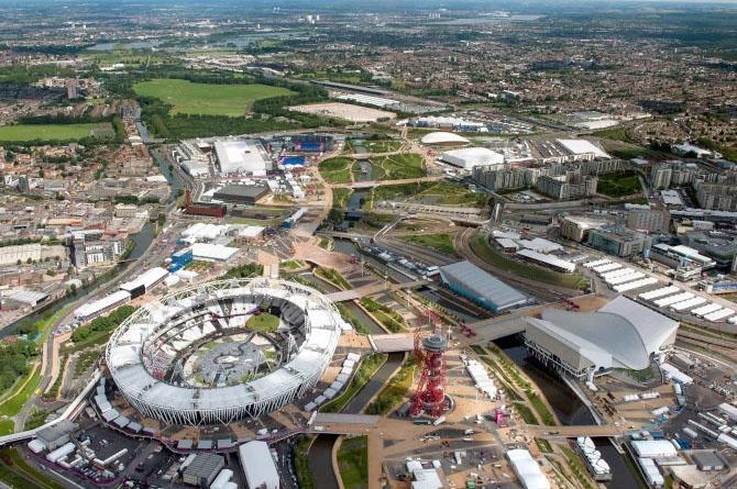 ლონდონის 2012 წლის ოლიმპიური თამაშების ობიექტებს საავადმყოფოებად გადააკეთებენ