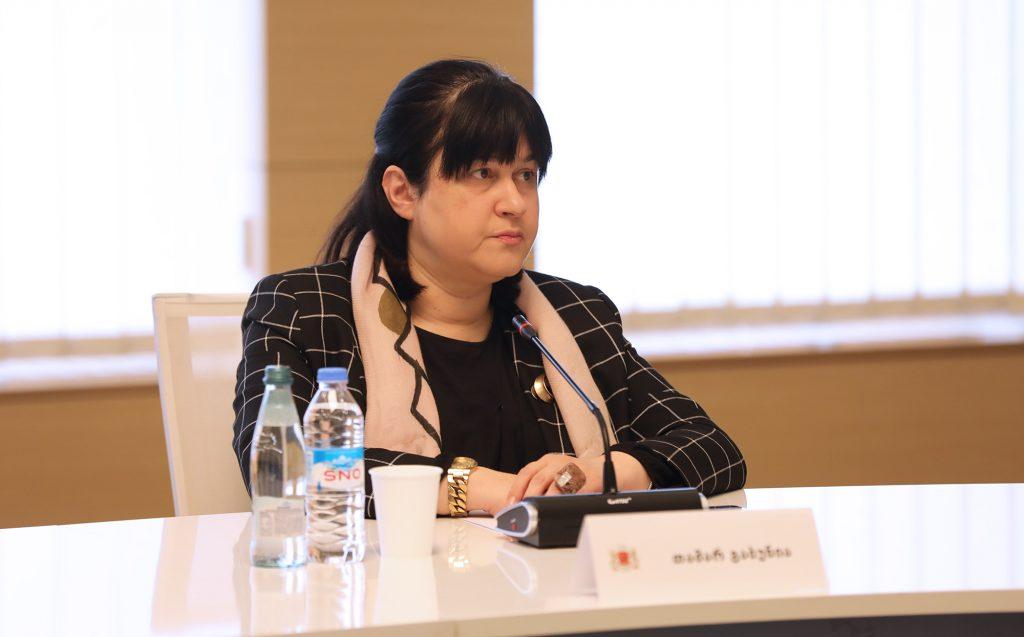 Deputy Health Minister – Georgia maintains 'dark green zone' status on global COVID-risk scale