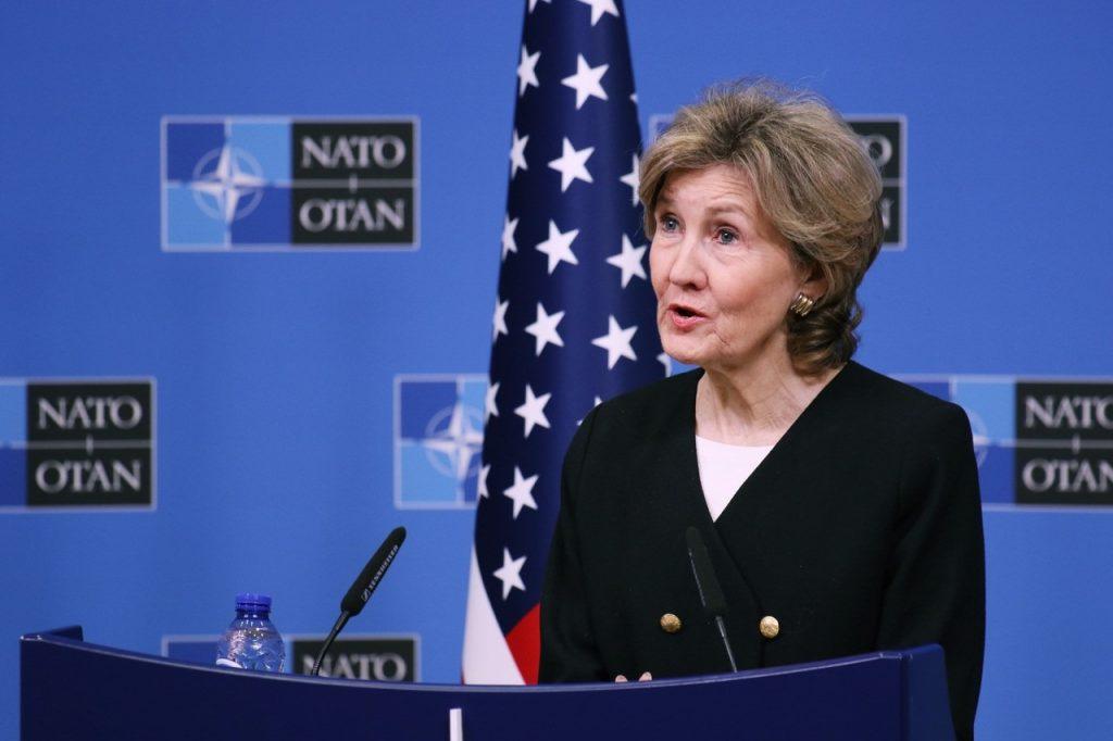 Қырҭтәылa НАТО aҟынтә  aдгылaрa aпaкет ҿыц аиыуеит