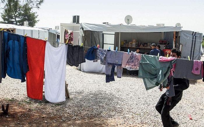საბერძნეთში, მიგრანტების ბანაკში კარანტინი გამოაცხადეს