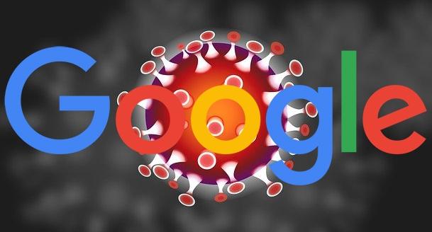 Google - С 16 февраля по 29 марта передвижение граждан Грузии в магазинах, ресторанах, кафе и других местах сократилось на 67%
