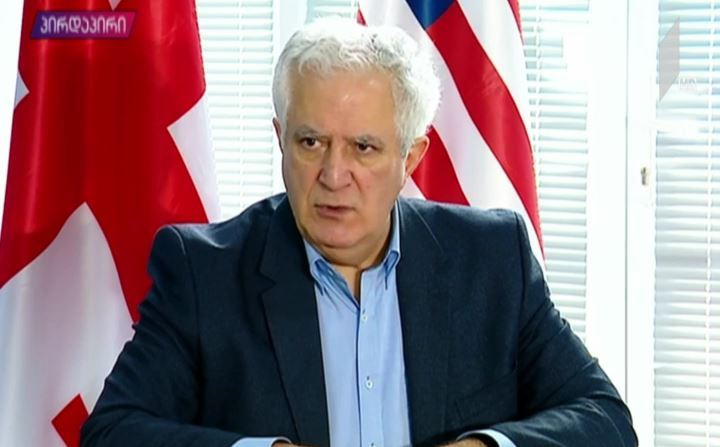 Амиран Гамкрелидзе- В Грузии особенно сложными будут апрель, и, возможно, первая половина мая