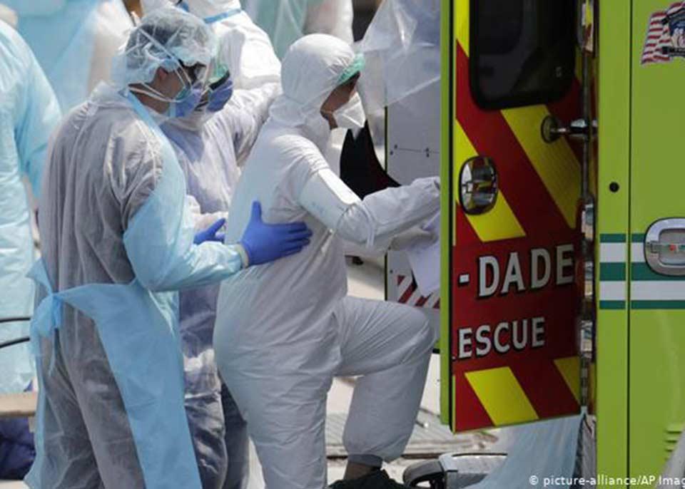 İspaniyada son 24 saat ərzində, koronavirusdan 809 nəfər həyatını itirib