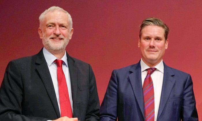 ბრიტანეთის ოპოზიციური ლეიბორისტული პარტიის ახალი ლიდერი სერ კეირ სტარმერი გახდა