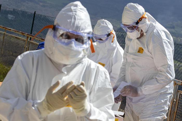 За сутки в Италии от коронавируса скончался 681 человек