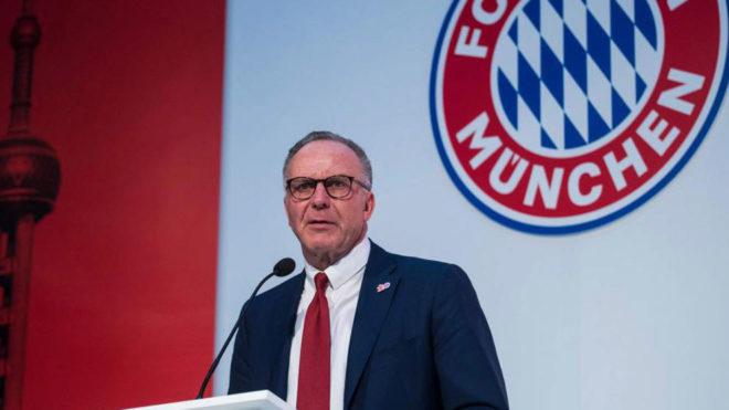 რუმენიგემ განაცხადა, რომ გერმანულ კლუბებს 2019/2020 წლების სეზონის ბოლომდე მიყვანა სურთ