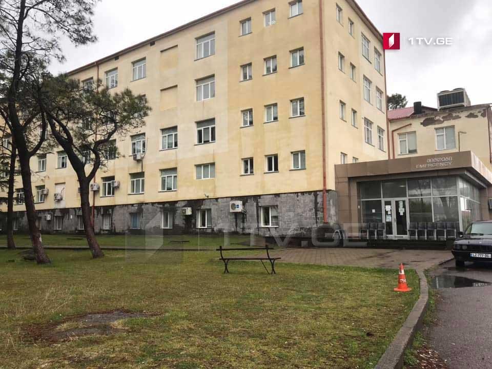 У пациентки из оккупированной Абхазии, госпитализированной в Поти, коронавирус не подтвердился
