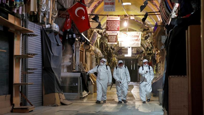 Türkiyədə son 24 saat ərzində koronavirusdan 73 insan həlak oldu