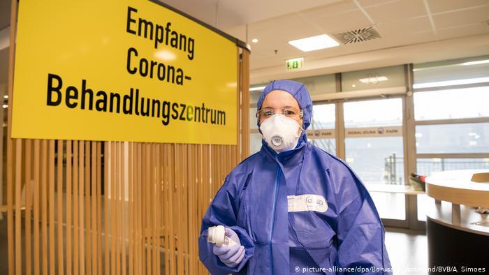 Almaniyada koronavirusa son bir gün ərzində 3 677 insan yoluxdu