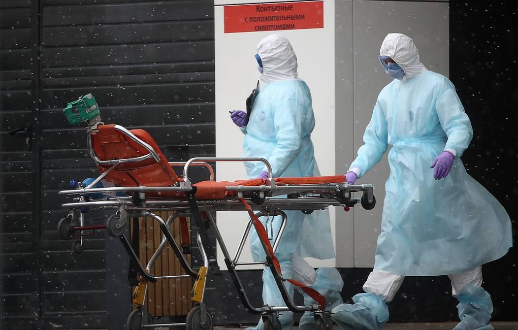 Rusiyada son bir gün ərzində koronavirusa yoluxanların sayı 954 ilə artdı