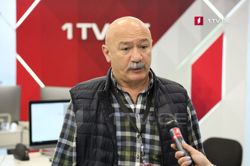 Vasil Maghlaperidze: Part of local population does not know Georgian language or knows it poorly, television has resources that will be used fully