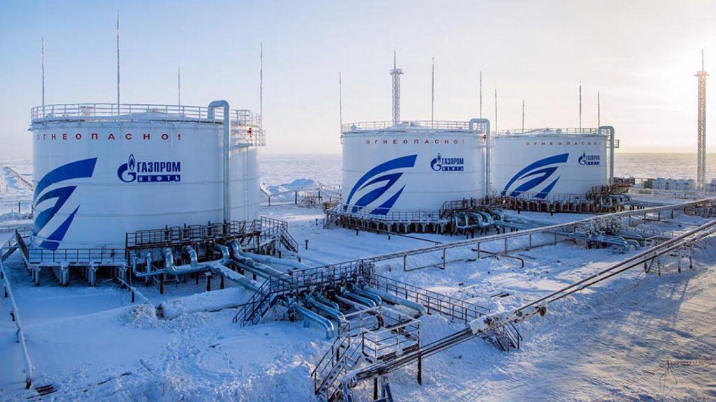 """Доходы """"Газпрома"""" от экспорта снизились на 51% по сравнению с прошлогодним показателем"""