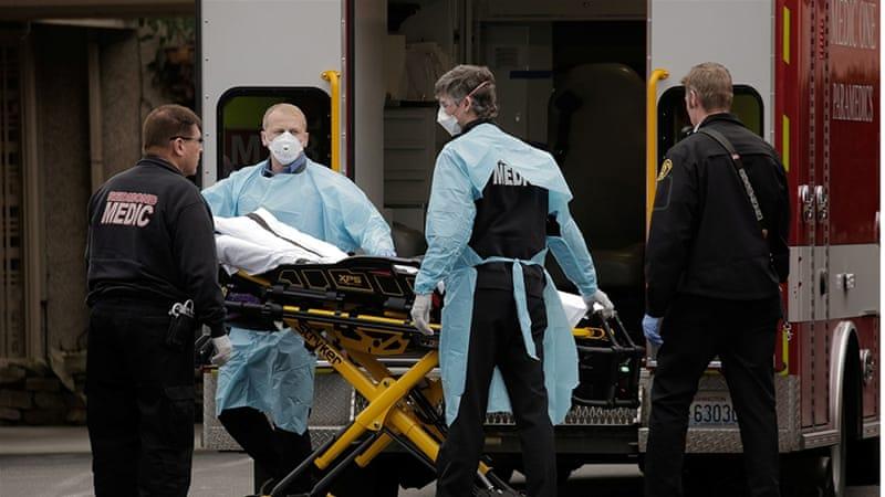 აშშ-ში გასულ 24 საათში კორონავირუსის 20 000 ახალი შემთხვევა გამოვლინდა, გარდაიცვალა 600 ადამიანი