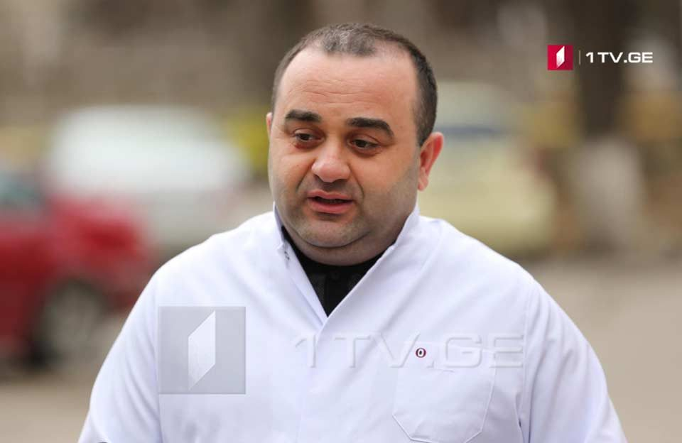 Levan Ratiani: Kakhi Kavsadze's health state improved