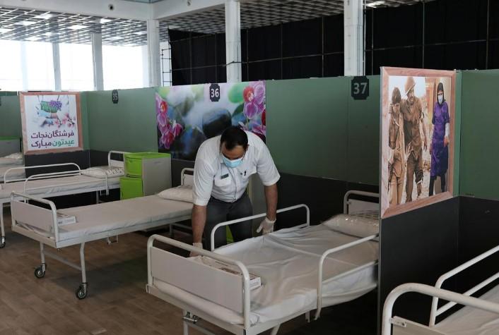 İranda son 24 saat ərzində koronavirusa 2 089 insan yoluxdu, 133 insan həlak oldu