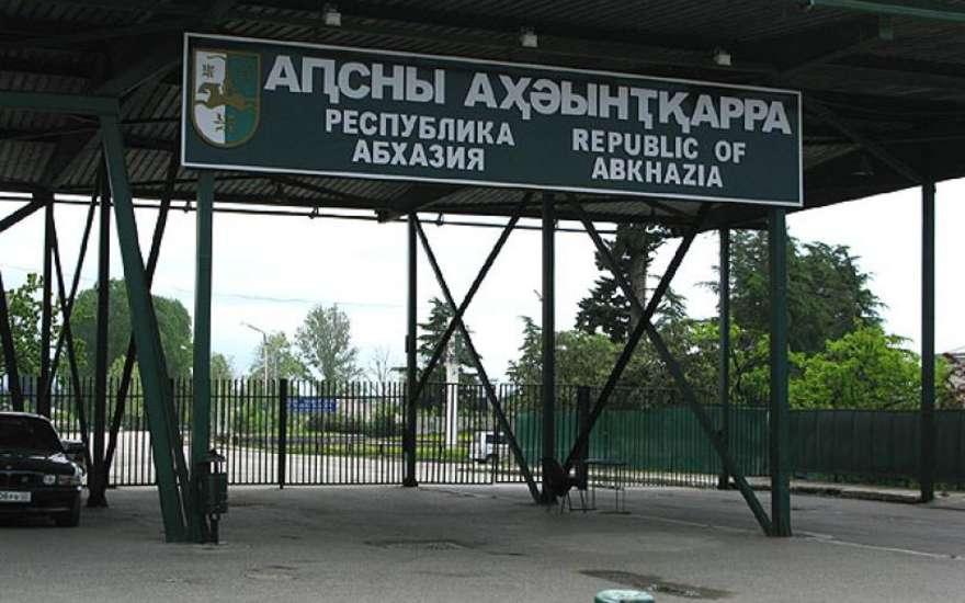 Occupied Abkhazia bans movement on Psou River
