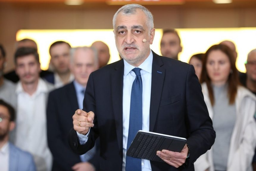 Mamuka Khazaradze: Lelo will become the main opposition force before elections
