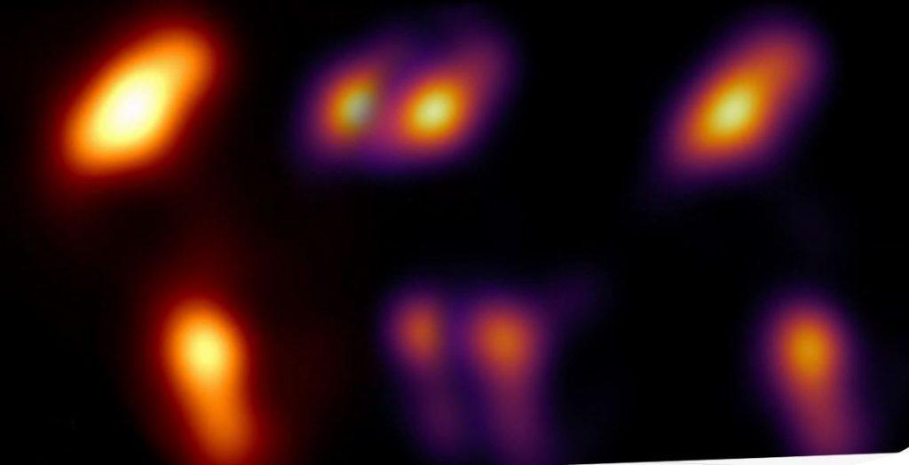 მოვლენათა ჰორიზონტის ტელესკოპმა შორეულ კვაზარში ჩაიხედა და შავი ხვრელის ჭავლები შეისწავლა