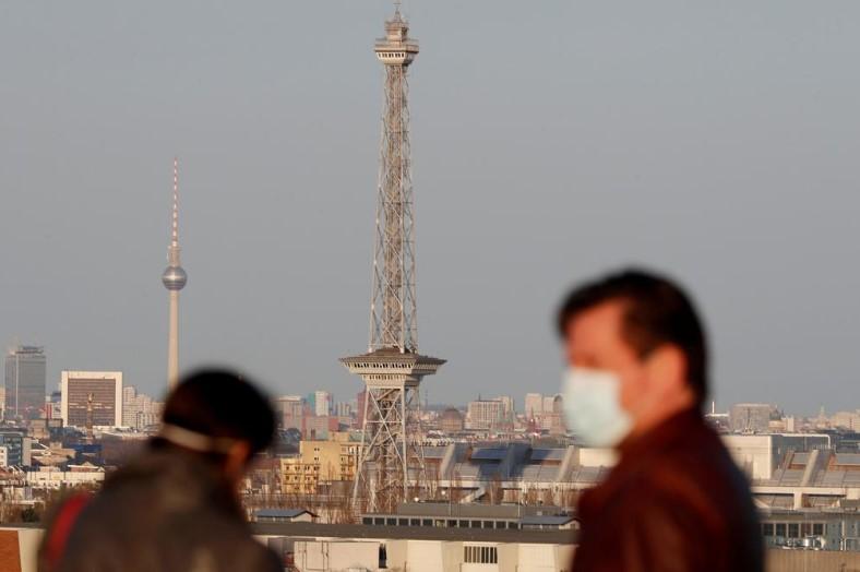 გერმანიაში კორონავირუსით ინფიცირებულთა რიცხვმა 100 ათასს გადააჭარბა
