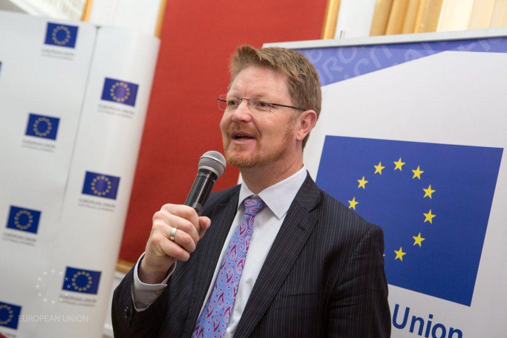 Евросоюз выделит Грузии 183 миллиона евро на борьбу с пандемией коронавируса