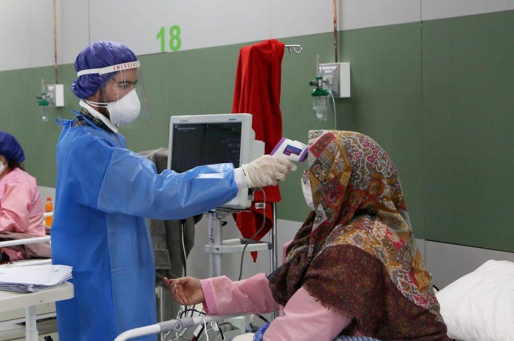 ირანში კორონავირუსით ინფიცირებულთა რიცხვი 133 521-მდე გაიზარდა