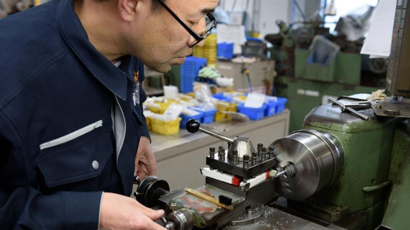 Правительство Японии выделило 2.2 млрд долларов компаниям, переносящим предприятия из Китая
