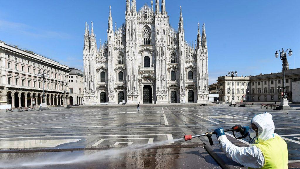 Коронавирусная инфекция циркулировала в Италии ещё в ноябре 2019 года