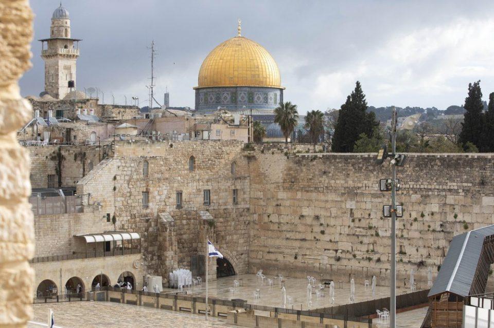 ისრაელის მთავრობამ იერუსალიმის გარშემო გამკაცრებული შეზღუდვები დაამტკიცა