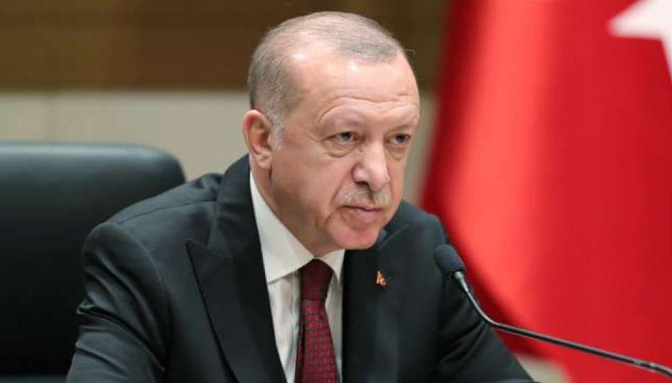 თურქეთის პრეზიდენტმა შინაგან საქმეთა მინისტრის განცხადება გადადგომის შესახებ არ დააკმაყოფილა