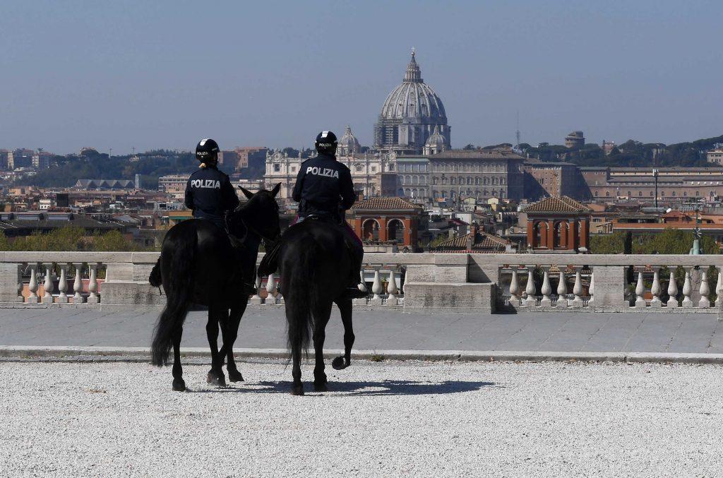 В Италии за нарушение правил карантина оштрафовали почти 23 000 человек