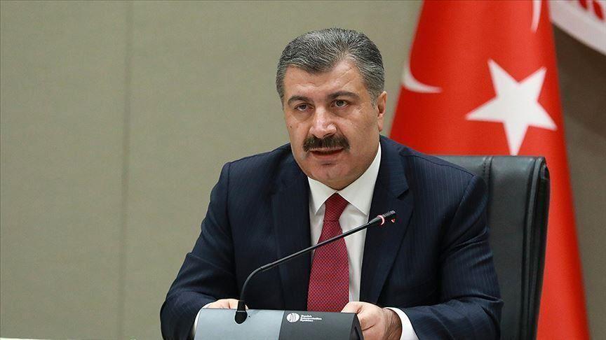 თურქეთში ბოლო 24 საათში კორონავირუსის 1 022 ახალი შემთხვევა დაფიქსირდა