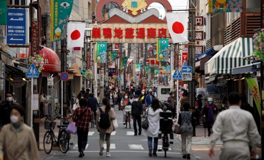 Минздрав Японии - Жертвами коронавируса в стране могут стать 400 тысяч человек, если не будут соблюдаться меры по превенции вируса