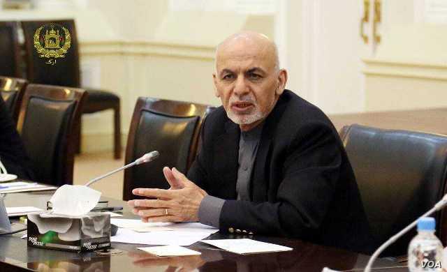 """კორონავირუსის გამო, ავღანეთის პრეზიდენტი """"თალიბანს"""" ცეცხლის შეწყვეტის მოთხოვნით მიმართავს"""