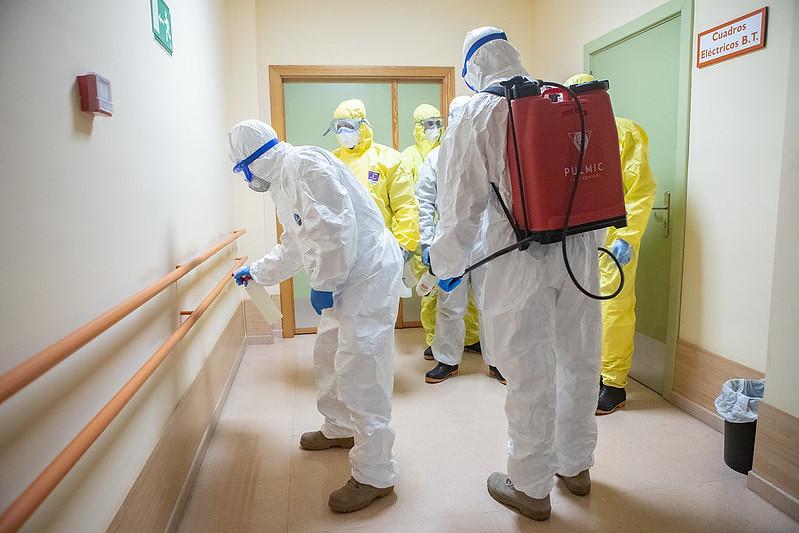 Վերջին 24 ժամում Իսպանիայում գրանցվել է կորոնավիրուսով վարակման 390 դեպք