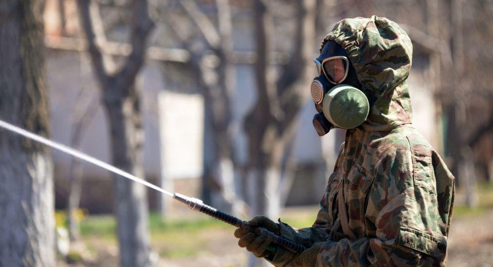 რუსული მედიის ინფორმაციით, კორონავირუსის გამო, რუსეთს ჯარები ანექსირებული ყირიმიდან ოკუპირებულ აფხაზეთში გადაჰყავს