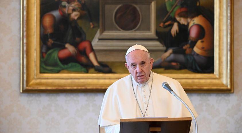 რომის პაპი ფრანცისკე ბელარუსში სამართლიანობის, ადამიანის უფლებების პატივისცემის, ძალადობაზე უარის თქმისა და დიალოგის მოწოდებით გამოვიდა