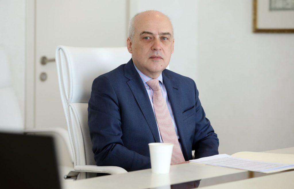 David Zalkaliani - Avropa Komissiyasının prezidenti qeyd etdi ki, Gürcüstanın Avropa İttifaqı şəklində çox güclü dostu var