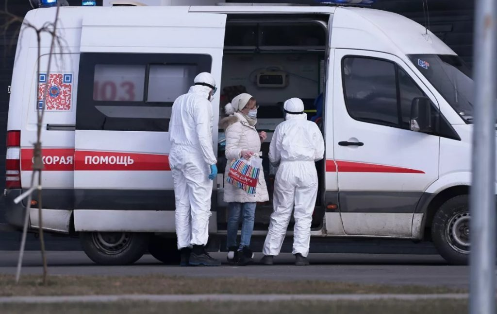 Russia reports 98 new fatalities from COVID-19