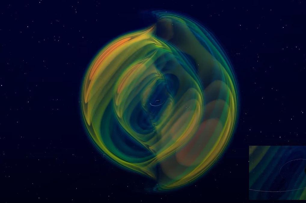 დაფიქსირებულია ძლიერ განსხვავებული მასების მქონე ორი შავი ხვრელის შეჯახება — პირველად ისტორიაში