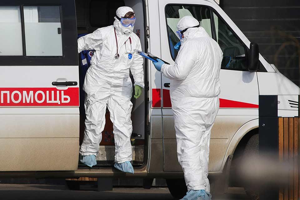 Russia reports 10,598 new coronavirus cases