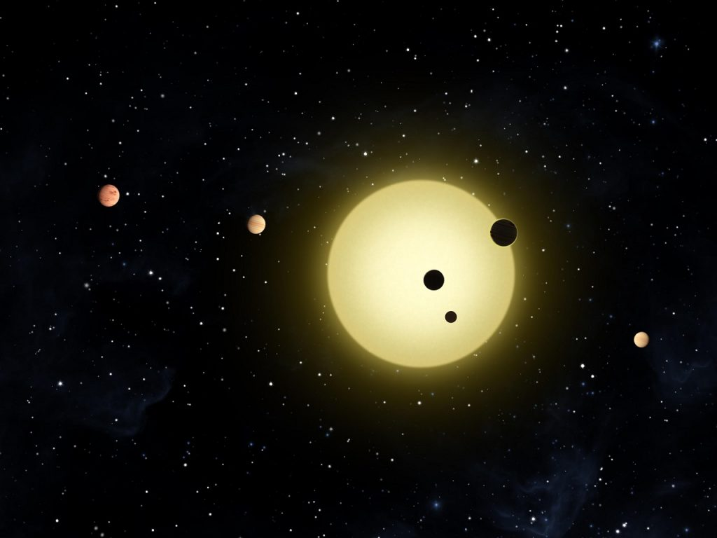 აღმოჩენილია ექვსი პლანეტისგან შემდგარი უმშვენიერესი სისტემა თითქმის სრულყოფილი ორბიტული ჰარმონიით