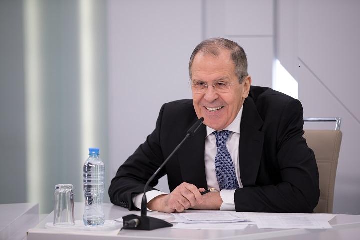 Сергей Лавров - По Договору об открытом небе Запад хотел осуществить полеты по России вблизи Абхазии и Южной Осетии, но Грузия отказалась от взаимных шагов