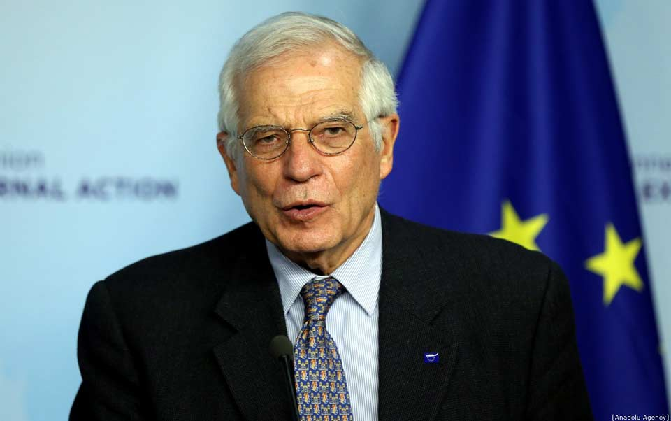 Josep Borrell - 8 March agreement in Georgia was a historic achievement