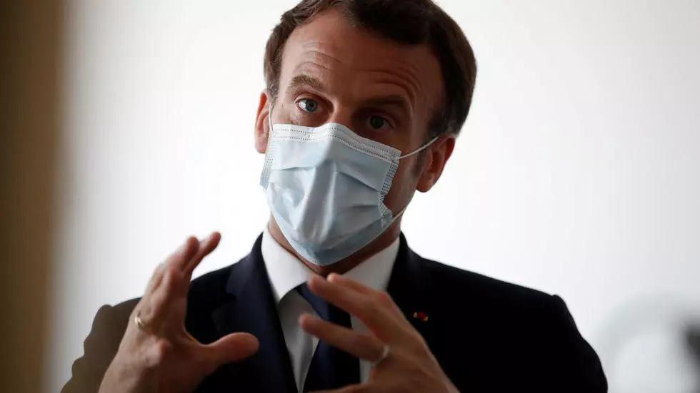 Во Франции ношение маски в закрытом пространстве может стать обязательным