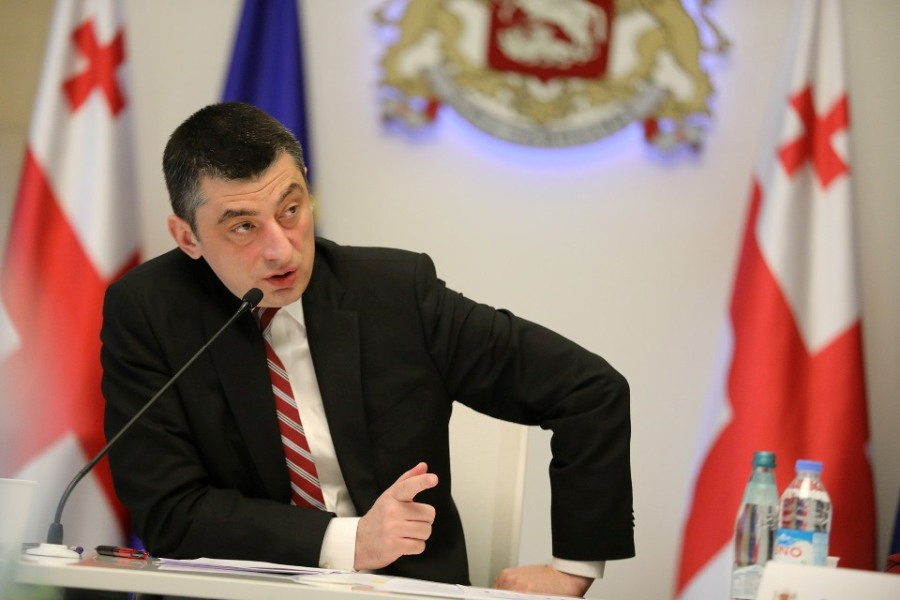 Георгий Гахария - Назначение стратегическим партнером Грузии осужденного за тяжкие преступления и находящегося в розыске человека на должность вице-премьера категорически неприемлемо