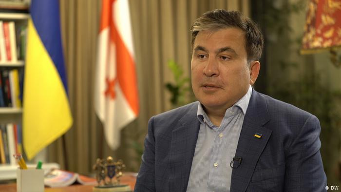 Михаил Саакашвили заявляет, что является сторонником мира с Россией