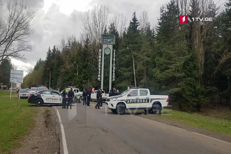 თეთრიწყაროს რაიონულ ცენტრში დაწესებულ შეზღუდვებს პოლიცია თავდაცვის ძალებთან ერთად გააკონტროლებს